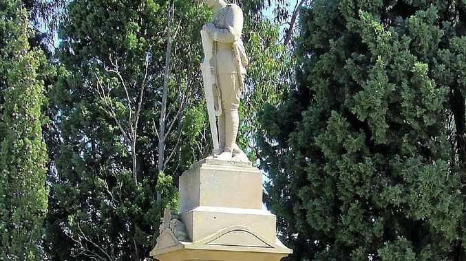 The Allora Boer War memorial was unveiled on October 19,1904, by Brevet Lieutenant Harry Chauvel, whose Queenslanders had been the first Australian unit to be in action in the Boer War in South Africa on January 1, 1900.