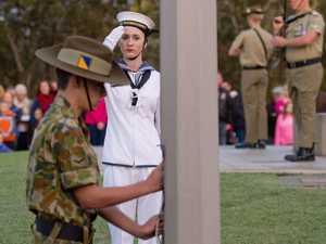 ANZAC dawn service Toowoomba