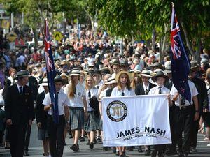 James Nash High School in running for award