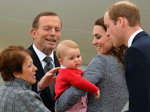 Prince George and his royal parents bid Australia farewell