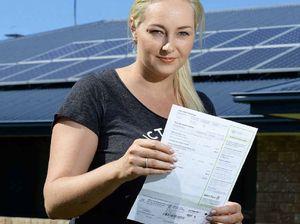 Solar power saves hundreds of dollars for single mum