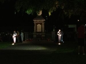 Location change for Anzac Day dawn service