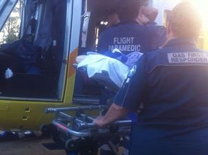 Teen airlifted from Kingfisher Bay Resort pool
