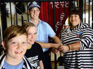 Ipswich personalities get a taste of life behind bars