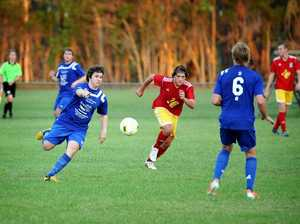 Fraser Coast Football has its two unlikely heroes