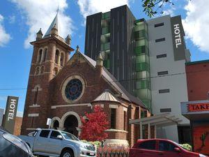 High-rise hotel development ready to head skyward