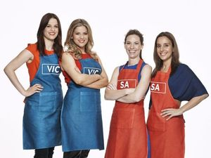 Mums Bree and Jessica beat twins for MKR grand final spot