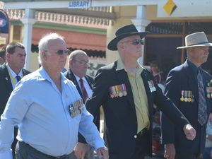 Anzac Day events in Lockyer Valley and Brisbane Valley area