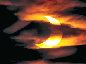 Solar eclipse to grace Bundaberg's skies