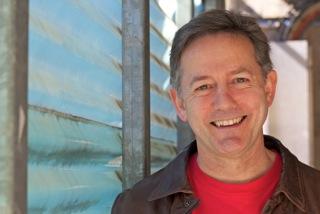 Australian author Nick Earls