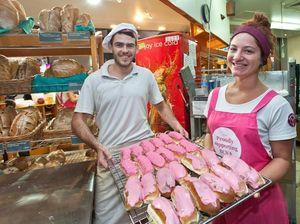 A million reasons to buy a pink bun