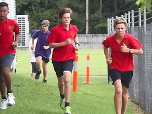 Cross country puts students to the test