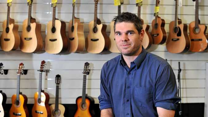 Local musician Nathan Bedford will play at the Ryges CBD Restaurant and the Grand Hotel this weekend.
