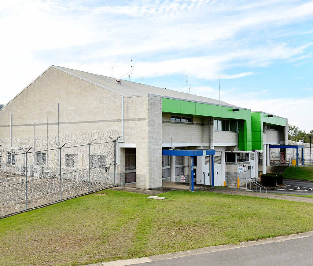 "SHARING: Attorney-General Jarrod Bleijie intends to ""double bunk"" prisoners in jails such as the Arthur Gorrie Correctional Centre at Wacol."