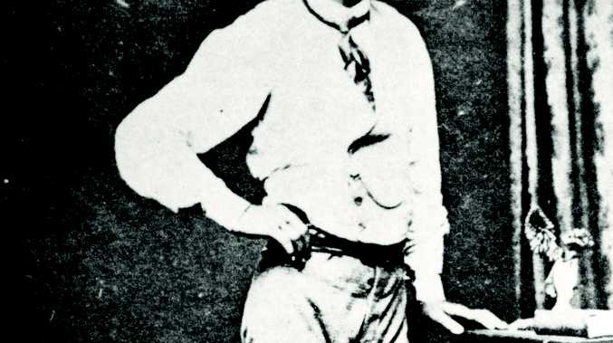 Could Wallumbilla legend Harry Thompson actually be Kelly Gang outlaw Steve Hart?