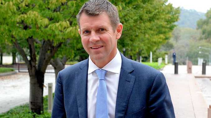 Boundary maps will change as mergers take place, says Premier Mike Baird.