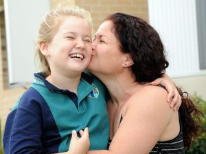 Hervey Bay girl, 8, saves Mum with 000 call