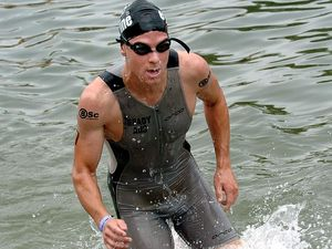 Retired triple World Ironman champ guesting on Coffs Coast