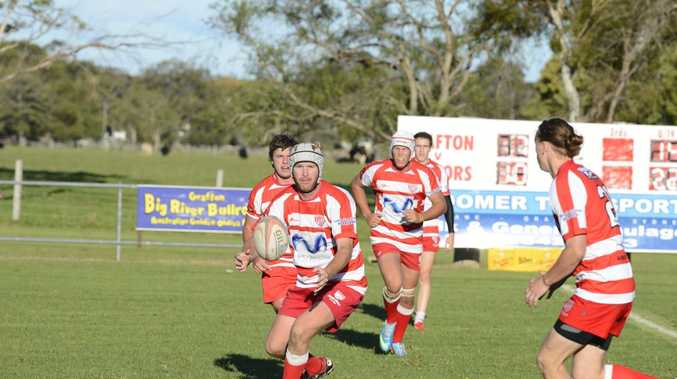 Grafton Redmen recorded a 45-5 win over Southern Cross Uni in FNC Rugby.