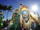 """Green wave"" starts at MardiGrass, sweeps the world"