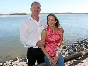 Coast councillor and partner off to Bali to tie the knot