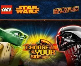 LEGO Star Wars Building Challenge