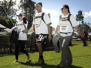 Hundreds take on massive Kokoda Challenge hike