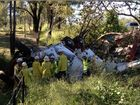 VIDEO: Witness describes Warrego crash