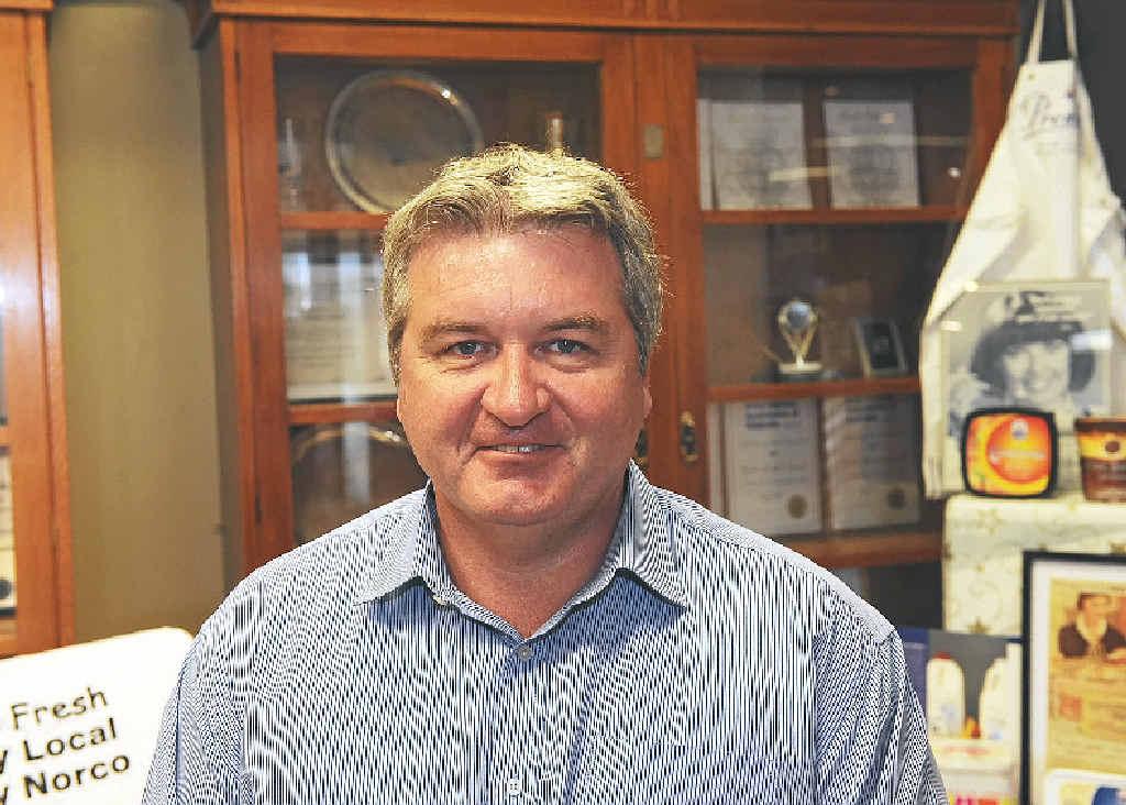 Norco chief executive officer Brett Kelly