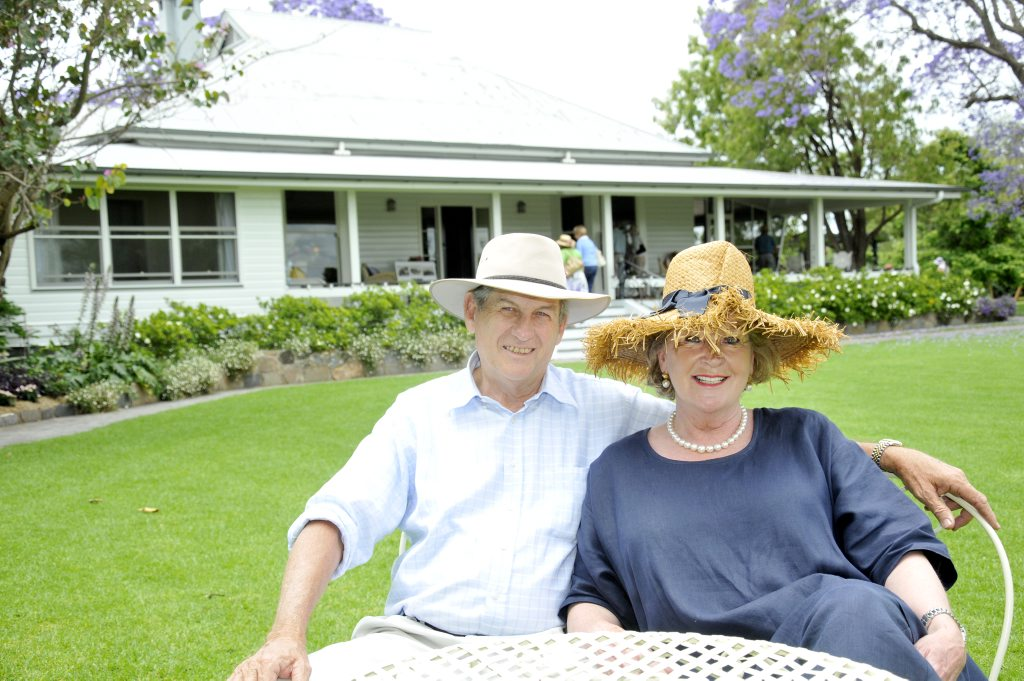 Craig and Anne Black's auto-empire has grown into a $35 million business from its humble origins with a single car yard in Chinchilla in 1983.