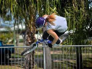 BMX freestyle rider Natalya Diehm
