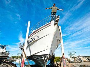 Trawler is ready for work again