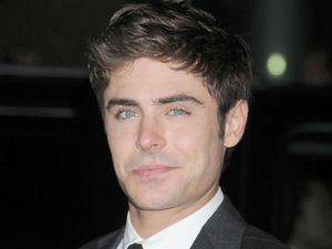 Zac Efron's given penis shaped pasta by his mum