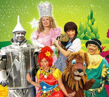 LIVE ACTION: The Wizard of Oz jubilee tour is going to be a cracker.
