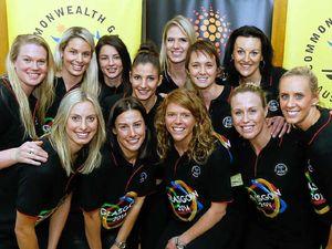 Laura Geitz leading Australia to Commonwealth gold
