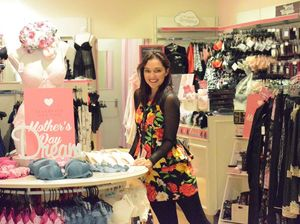 Move to retail full-time an intimates affair for dancer