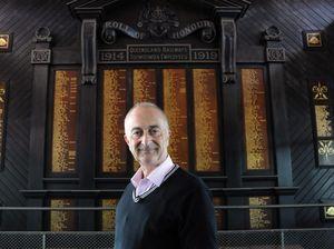 Sir Tony hits Toowoomba Railway Station for new show