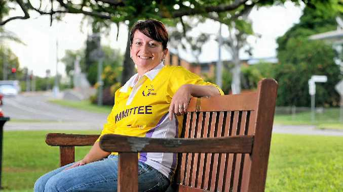 MAJOR ROLE: Prue McConnell has stepped into a new position as chair of Relay For Life.