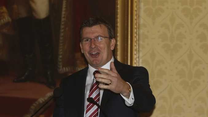 Prime Minister's Parliamentary Secretary for Indigenous Affairs Alan Tudge.