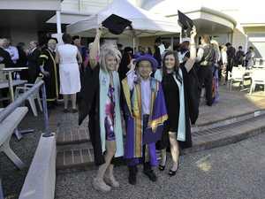 CQUniversity graduation day