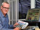 New Fraser Coast Chronicle editor John Parker.