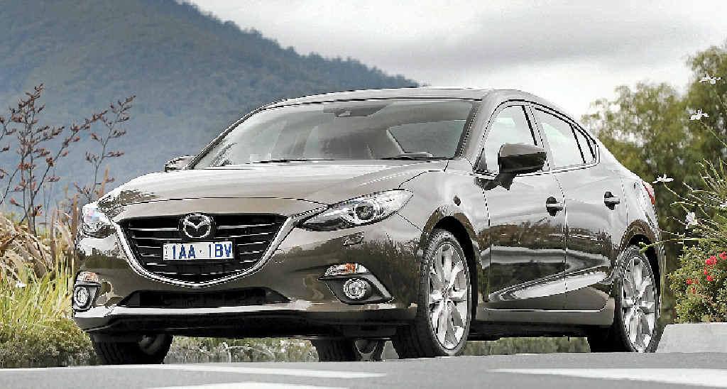 The new Mazda3.