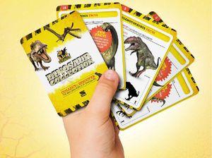 Dinosaur card promo starts next Saturday