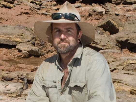 Queensland dinosaur expert Dr Steve Salisbury is a Senior Lecturer in the School of Biological Sciences at The University of Queensland.