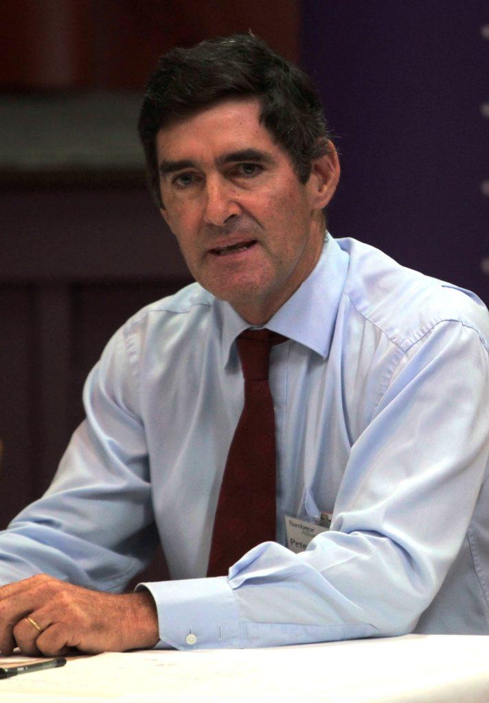 Sunshine Coast MP Peter Wellington