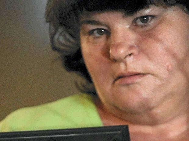 GRIEVING MOTHER: Helen Gordon says the prison system failed her son Leonard.