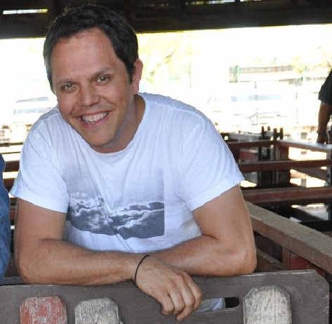 Celebrity chef Alastair McLeod.