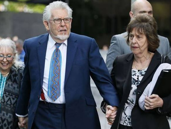 Rolf Harris says he felt sickened by his own actions.