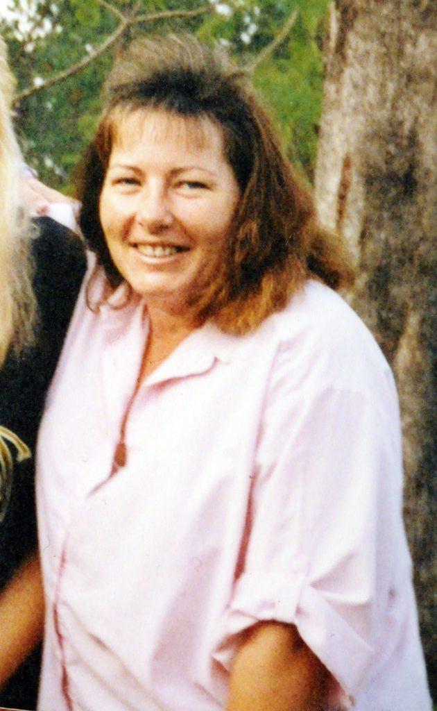 Murdered woman Christine Malone.