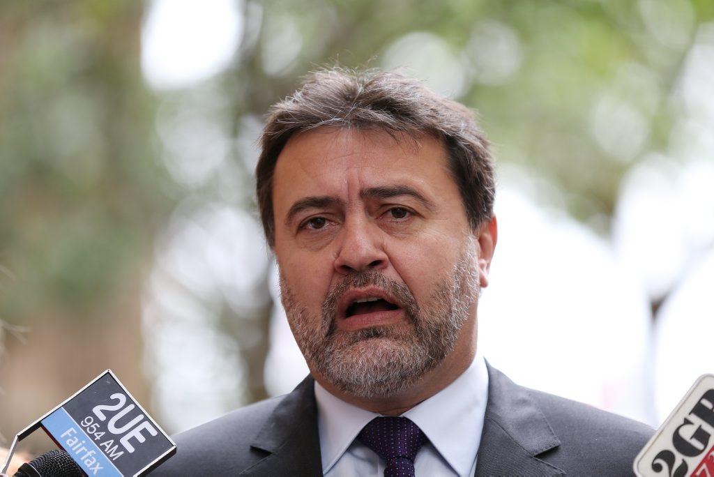 Australian Education Union federal president Angelo Gavrielatos.